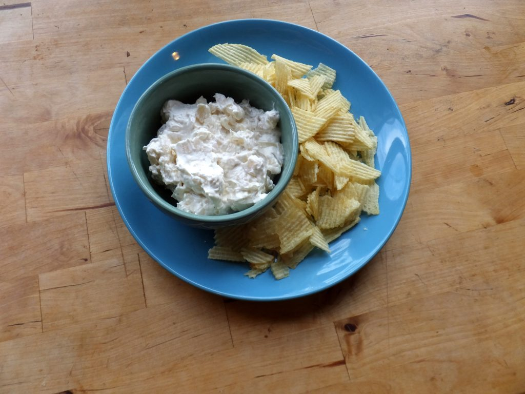 onion dip recipe